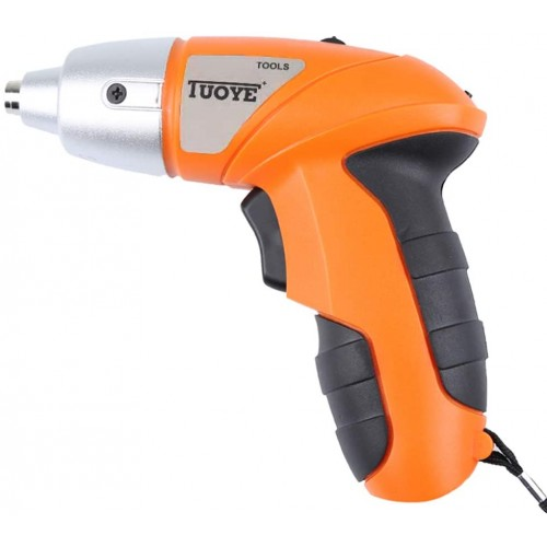 Electric Screwdriver Cordless Screwdriver Rechargeable with Light,3.6V
