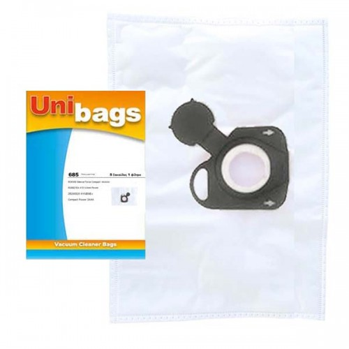 Vacuum Cleaner Bags for Rowenta Compact