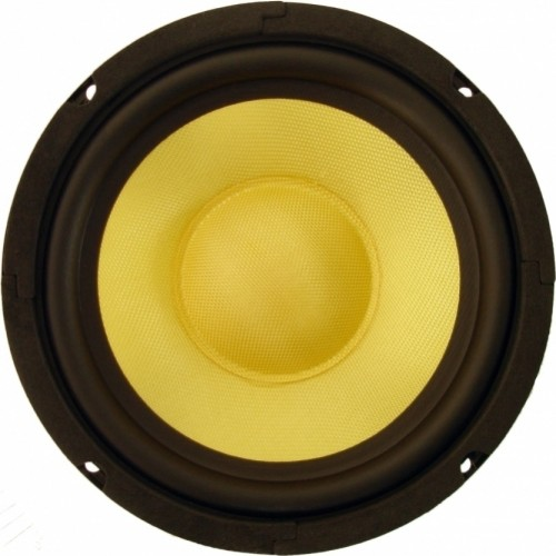 """Glass Fiber Woven Cone Series Woofer Megaphone with Rubber Edge 10\\"""", 8Ω, 300W."""