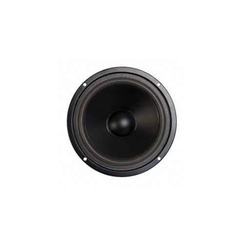 "Paper Cone Series Woofer Megaphone with Black Foam Edge 6\\"", 8Ω, 120W."