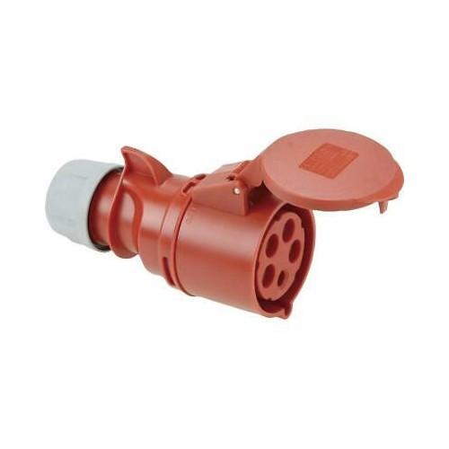 FEMALE INDUSTRIAL PLUG 5P 32A 225-6 IP44 PCE