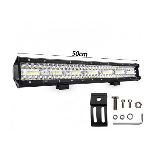 ΑΔΙΑΒΡΟΧΟΣ LED LIGHT BAR 420W 12 - 24 VDC COMBO