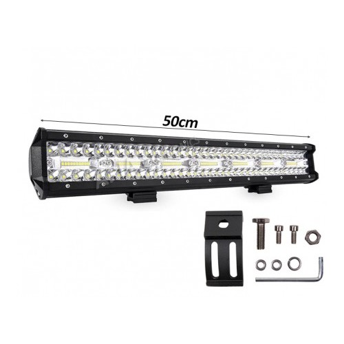 420w LED WORK LIGHT BAR HYBRID