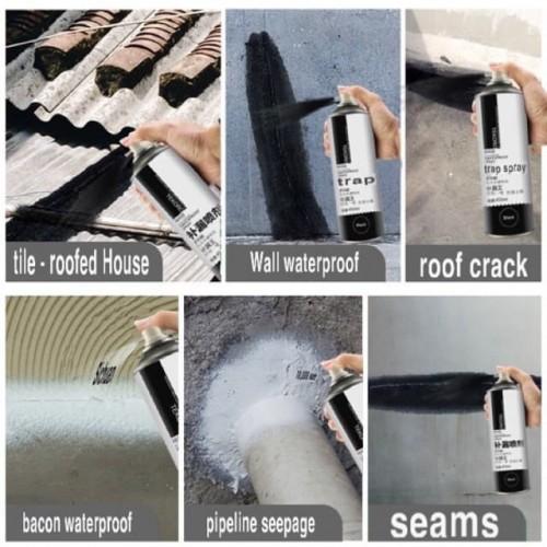 Spray Anti-Leaking Sealant Spray Tile Waterproof Coating Leak-trapping Repair