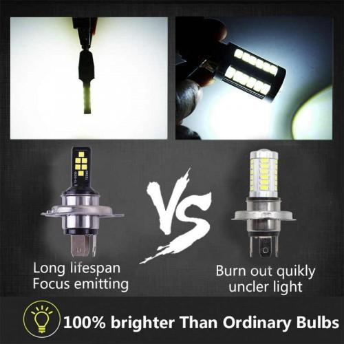 H4 SHOW LED LED BULBS