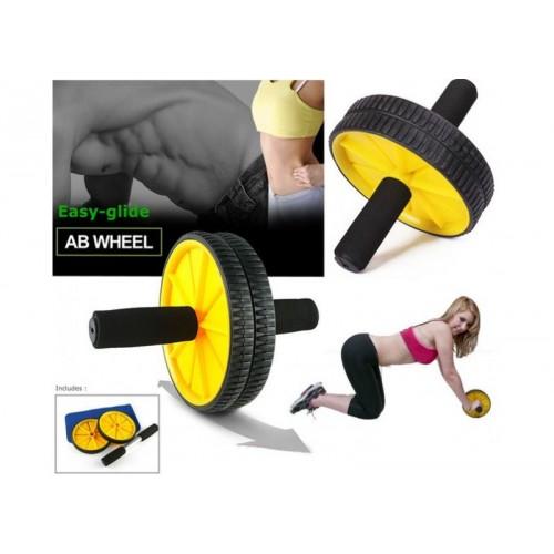 Stamina Ab Wheel, Dual Wheel Ab Roller, Abdominal Trainer