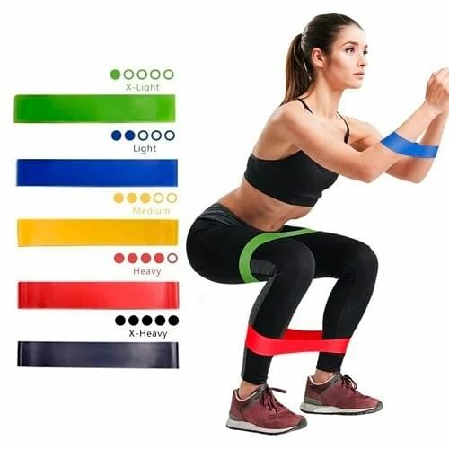 Exercise Resistance Belt Resistance Belt