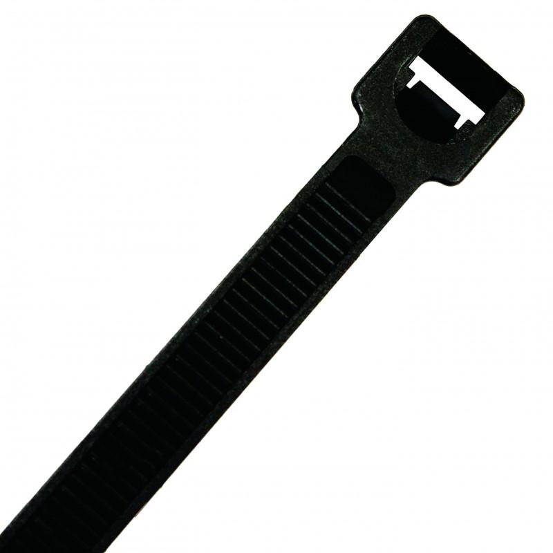ΔΕΜΑΤΙΚΑ 10 ΤΕΜ CABLE TIES 812X9mm ΜΑΥΡΑ