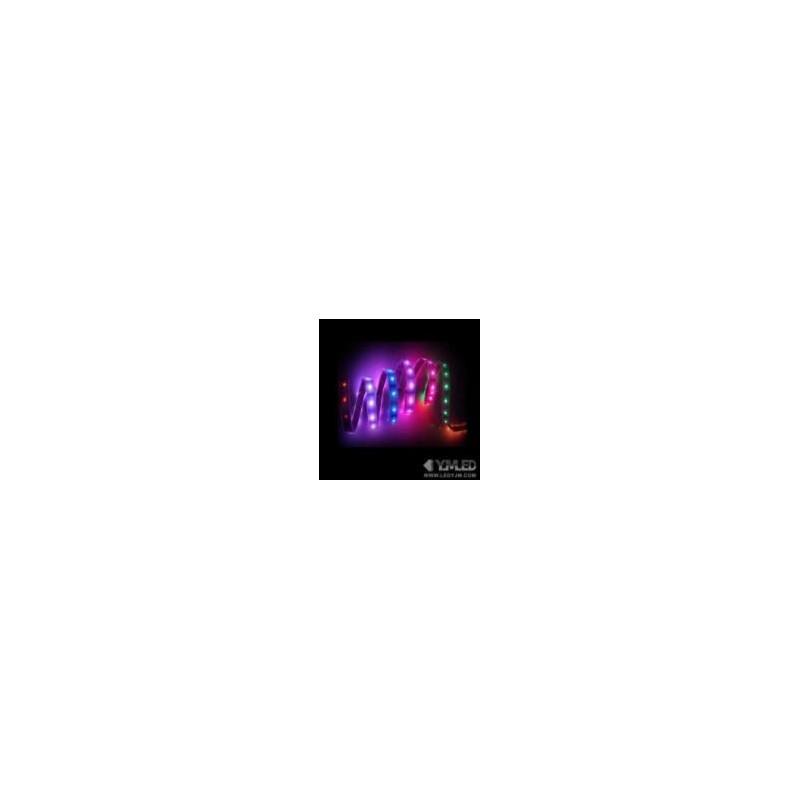 ΕΥΚΑΜΠΤΗ ΤΑΙΝΙΑ ΜΕ RGB LED 12V 7,2W/m (ΤΙΜΗ ΜΕΤΡΟΥ)