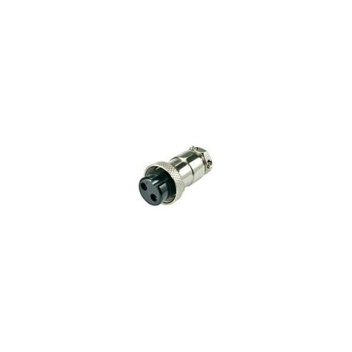 MICROPHONE CONNECTOR FEMALE 2P LZ301 (CN033) WAN