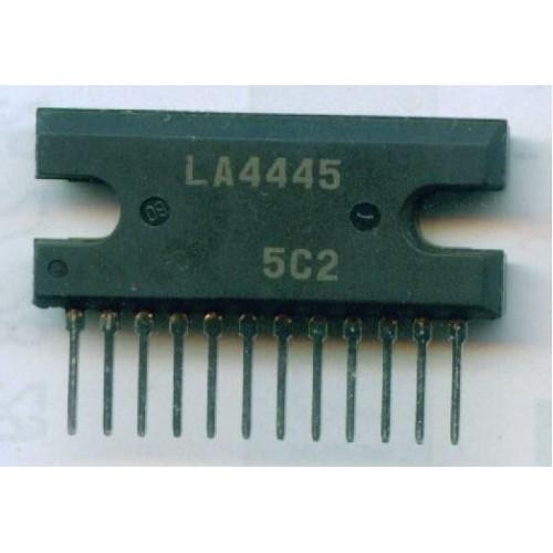 LA 4445