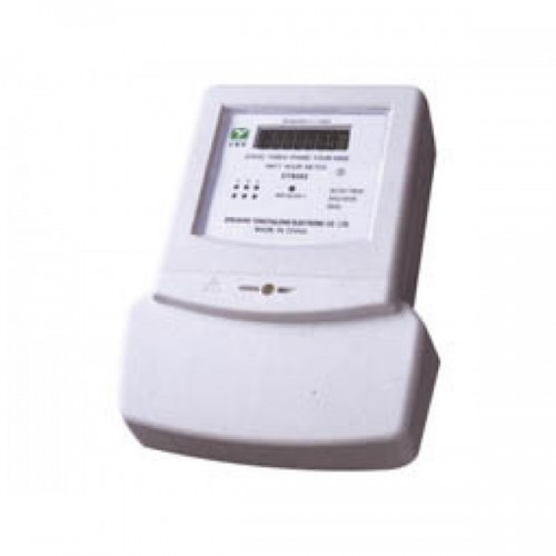 WALL-MOUNTING DIGITAL kWh METER THREE-PHASE 5-100Α
