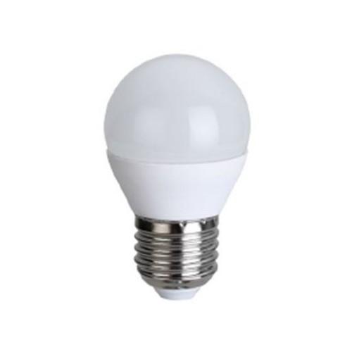 ΛΑΜΠΑ ME LED 230V 5.2W E27 4.500K 270° 500 LUMEN