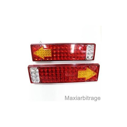 73 LED LIGHTS TRUCK ΦΑΝΑΡΙΑ