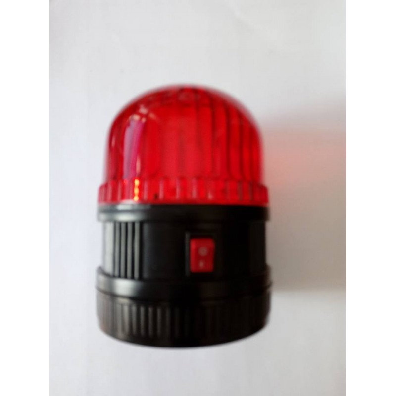 LED SIGNAL LIGHT RED ΦΑΡΟΙ