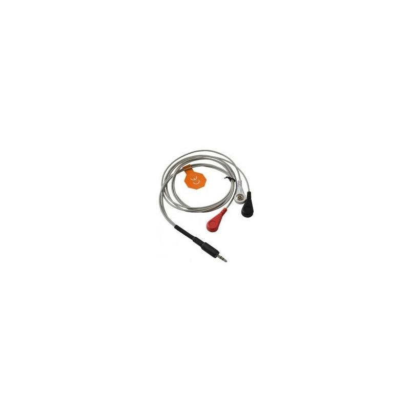 ΚΑΛΩΔΙΟ ΗΛΕΚΤΡΟΚΑΡΔΙΟΓΡΑΦΟΥ ΜΕ ΚΛΙΠ ΓΙΑ GEL ECG electrodes  ΚΑΛΩΔΙΟ ΗΛΕΚΤΡΟΚΑΡΔΙΟΓΡΑΦΟΥ ΜΕ ΚΛΙΠ ΓΙΑ GEL ECG electrodes
