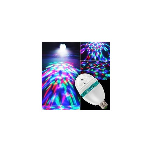 LED FULL COLOR ROTATING LAMP  ΦΩΤΟΡΥΘΜΙΚΑ