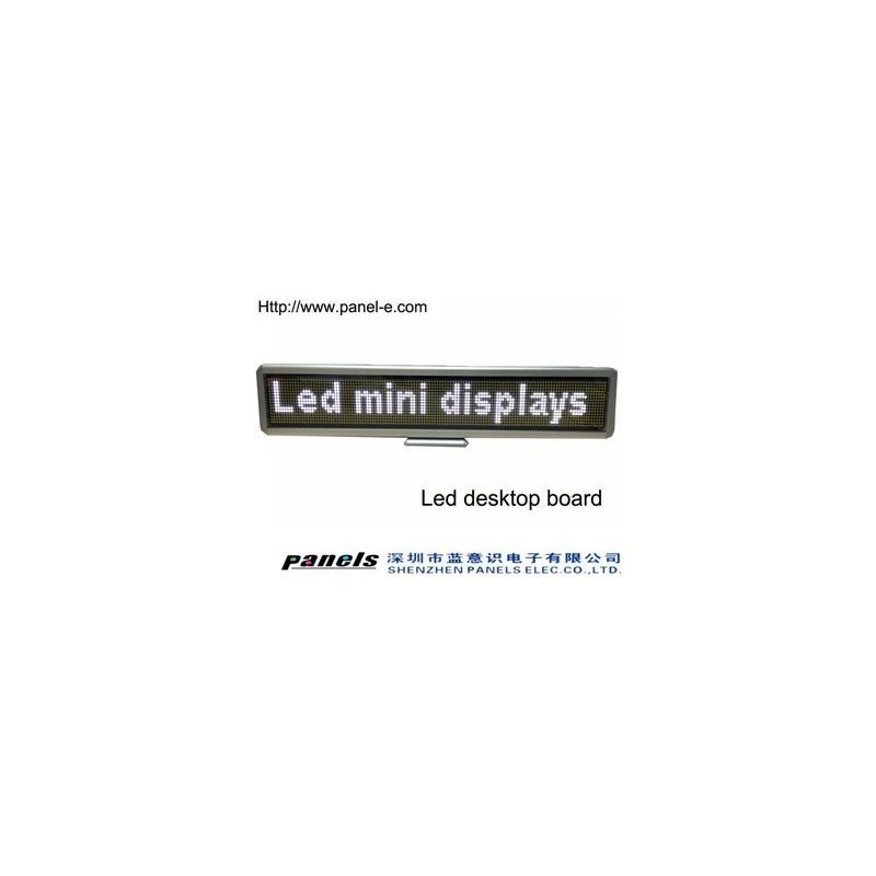 LED SING C16128 WHITE ΠΙΝΑΚΙΔΕΣ LED