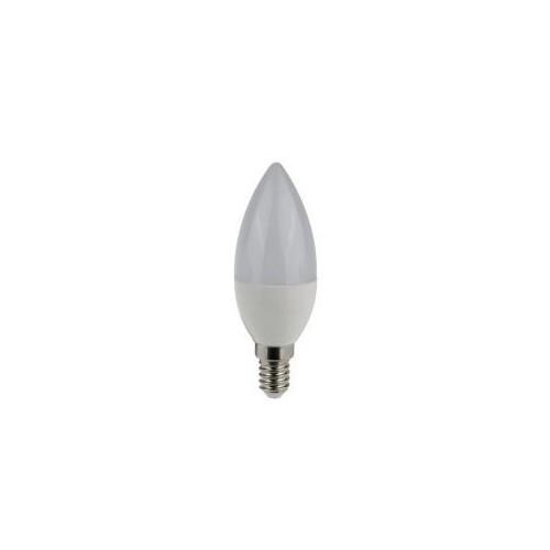 ΛΑΜΠΑ ΚΕΡΙ ΜΕ SMD LED 230V 7W E14 3000K 200° 630 LUMEN